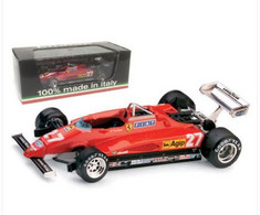 Ferrari 126C2 - Patrick Tambay - GP FI Italie 1982 #27 - Brumm - Brumm