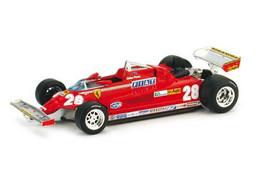 Ferrari 126CK Turbo - Didier Pironi - GP FI Italie 1981 #28 - Brumm - Brumm