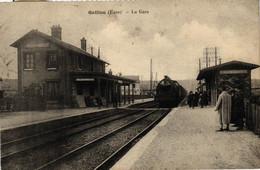 FRANCE - EURE - 27 - GAILLON - Le Gare - Otros Municipios