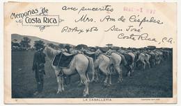 CPA - COSTA RICA - La Caballeria - Costa Rica