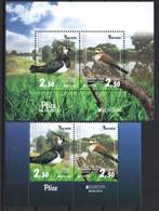 Bosnia And Herzegovina 2019. Europa - CEPT. Fauna. Birds. MNH - Bosnien-Herzegowina