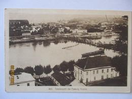 Litauen Kowno Kaunas, Totalansicht Der Festung (15146) - Weltkrieg 1914-18