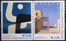 GRECE EUROPA 2003 Yv 2135/6 MNH Neufs** - - 2003