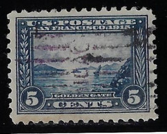 USA, 1912-15 5c YV.197B, Used - Used Stamps