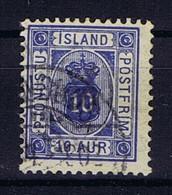 Iceland: Dienst / Service  Mi Nr 5B Used - Servizio