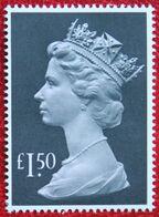 £ 1.50 Large MACHIN QE II Definitives High Value (Mi 1084) 1986 POSTFRIS MNH ** ENGLAND GRANDE-BRETAGNE GB GREAT BRITAIN - Nuovi