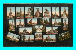 A929 / 811 67 - WOERTH Sur SAUER Monuments Des Champs De Bataille Multivues - Woerth