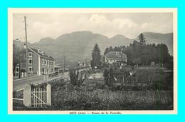 A929 / 695 01 - GEX Route De La Faucille - Gex
