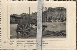 Ypres - Mortier (Allemand) Place De La Station - Ieper