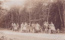 Carte-photo  - Automobiles   DION BOUTON - Turismo