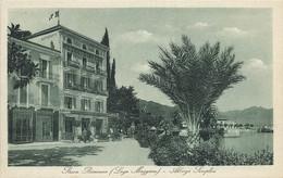 ITALIE PIEMONTE VERBANIA #29211 STRESA BORROMEO LAGO MAGGIORE ALBERGO SIMPLON HOTEL - Verbania