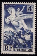 FRANCE 1945 YT 669 ** - Nuovi