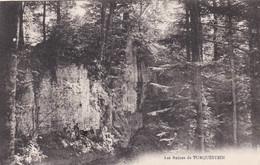 BLANCRUPT-TURQUESTEIN - MOSELLE  -  (57)  -   CPA 1932 - BEL AFFRANCHISSEMENT POSTAL. - Altri Comuni