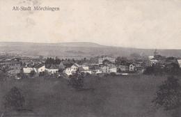 LA VIEILLE VILLE DE MORHANGE - MOSELLE  -  (57)  -   CPA 1908. - Morhange