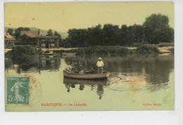 HARFLEUR - La Lézarde - Harfleur
