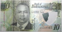 Botswana - 10 Pula - 2020 - PICK 36a - NEUF - Botswana
