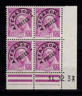 Coin Date - Preoblitere YV 78 Mercure Coin Datè N** Luxe Du 14.12.38 - Vorausentwertungen