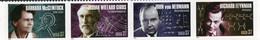 USA 2005 American Scientists Strip Of 4, MNH, SG 4423/6 (USD) - Neufs