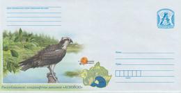 Belarus. Enveloppe Pré-timbrée. Balbuzard. Osprey - Eagles & Birds Of Prey