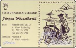"AUSTRIA Private: ""Hösselbarth - Postsimmerl"" - MINT [ANK F490] - Austria"