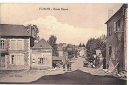 CPA  VIGEOIS   Route  Neuve - Autres Communes