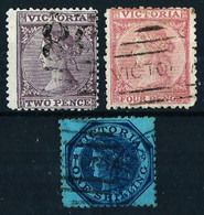 Victoria (Británica) Nº 42/... Usado Cat.17€ - Gebraucht