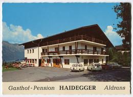 "VW 1500 Variant,Opel Manta A,Fiat 850...,Aldrans,Pension ""Haidegger"", Gelaufen - Turismo"