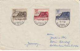 Norway 1958 Nordkapp Cover Ca 13.7.58 Nordkapp  (53163) - Covers & Documents