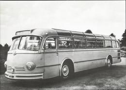 CPA Mercedes Benz 06600H Autobus 1951 - Unclassified