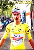 CYCLISME: CYCLISTE : TADEJ POGACAR - Cycling