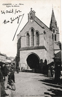19 - Brive-la-Gaillarde (Corrèze) - Eglise Saint-Martin - Brive La Gaillarde
