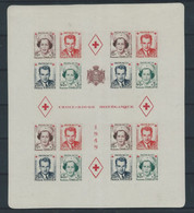 AZ-/-020- BF N° 3B, CROIX ROUGE  1949, NON DENTELÉ , * *, COTE 520.00 €,  VOIR LES IMAGES POUR DETAILS - Unused Stamps