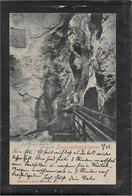 AK 0747  Weißbach ( Lofer ) - Seissenbachklamm / Verlag Würthle & Sohn Um 1903 - Lofer
