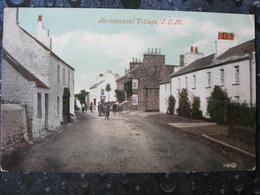 Kirkmichael Village, I.O.M. - Posted 1906 - Isola Di Man (dell'uomo)
