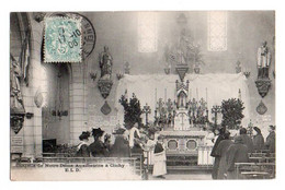 (92) 593, Clichy, ELD, Chapelle De Notre-Dame Auxiliatrice - Clichy