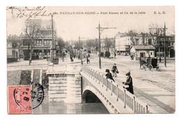 (92) 561, Neuilly Sur Seine, ELD 13, Pont Bineau Et Ile De La Jatte - Neuilly Sur Seine
