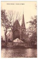 (92) 512, Sceaux, L'Hoste, Abside De L'Eglise - Sceaux