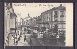 VARSOVIE UL NOWY SWIAT - Polen