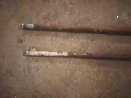 2 épaves Mauser Chemin Des Dames - Decorative Weapons