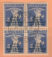 Y&T  Service 62A  (bloc De 4)  Used - Servizio