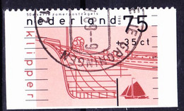 Niederlande Netherlands Pays-Bas - Einzelmarken Aus MH (MiNr: 1363 E) Bzw. (NVPH: 287) 1989 - Gest Used Obl - Booklets