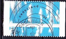 Niederlande Netherlands Pays-Bas - Einzelmarken Aus MH (MiNr: 1380 D) Bzw. (NVPH: 294) 1990 - Gest Used Obl - Booklets