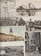 Lot 48 Alte Ansichtskarten Schweden Querbeet - 5 - 99 Postcards