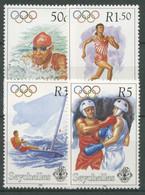 Seychellen 1996 100 Jahre Olympische Spiele Der Neuzeit 803/06 Postfrisch - Seychelles (1976-...)
