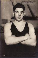 Le Boxeur Paolino (Roi Des Bucherons) - Boxe