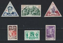 MC4-/-611- N° 353/58,  * *  ,  COTE 3.00 €,  IMAGE DU VERSO SUR DEMANDE - Unused Stamps