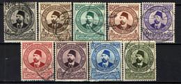 EGITTO - 1934 - Khedive Ismail Pasha - 10th Congress Of UPU, Cairo - USATI - Used Stamps