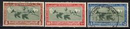 EGITTO - 1927 - International Cotton Congress, Cairo - USATI - Used Stamps