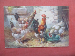 Tuck Series  Chickens       Ref 5038 - Non Classés