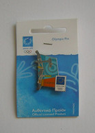 2004 Athens Olympic Games, Archery Pin - Jeux Olympiques
